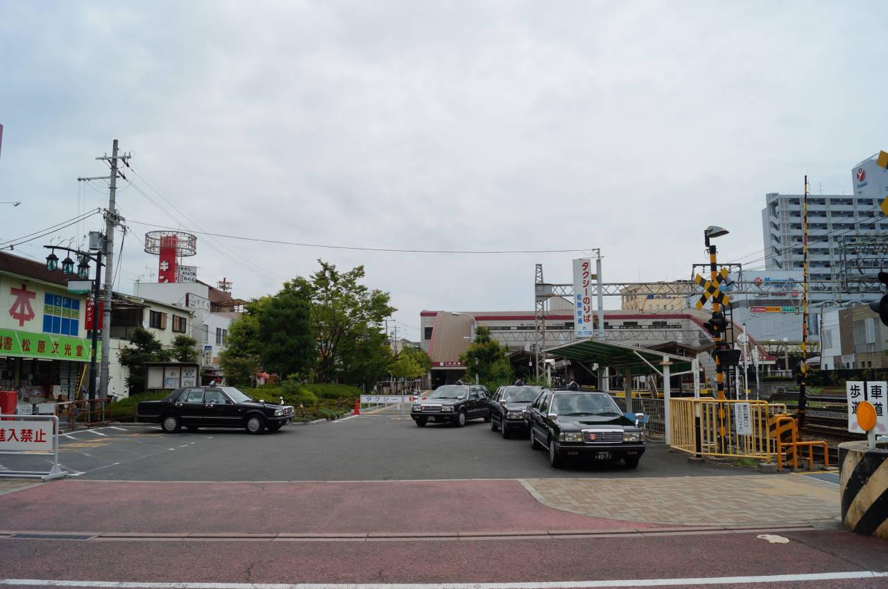 今の駅舎に変わる前の近鉄河内松原駅を紹介します。: もけいや ...